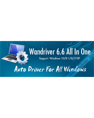 Hỗ trợ Driver cho Win 10 64 bits: WanDrv (Easy Driverpacks) 6.6.2016.0815